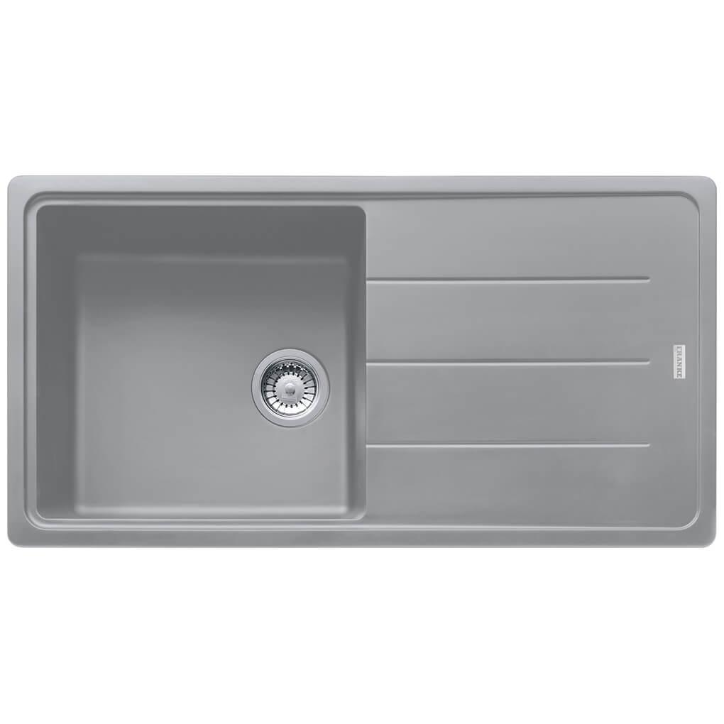 franke basis bfg 611 970 1 0 bowl granite kitchen inset sink