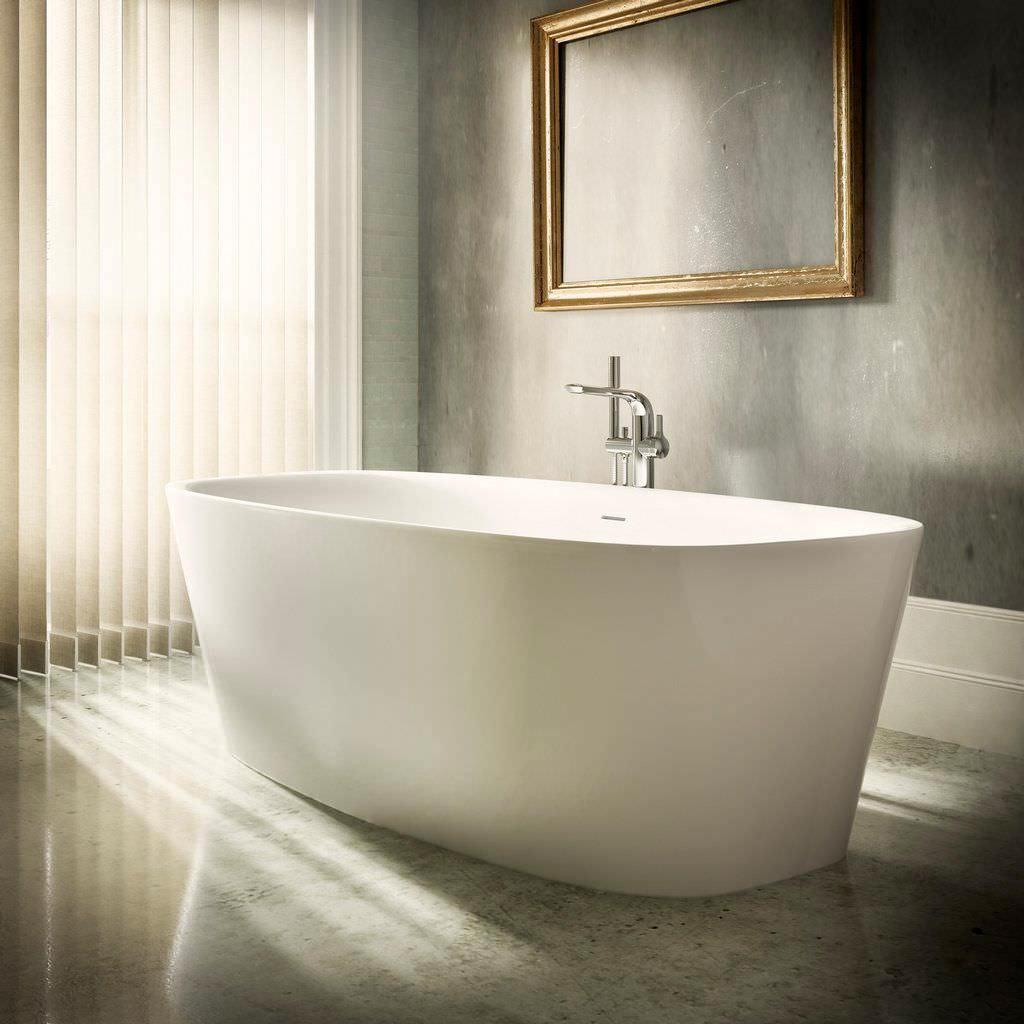 Ideal Standard Dea Freestanding 1700mm Double Ended Bath