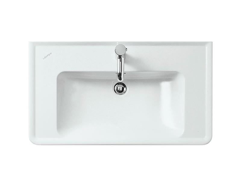 Bathroom Sink Top View