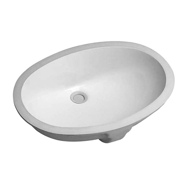 Duravit Santosa Undercounter Vanity Basin 510 X 425mm