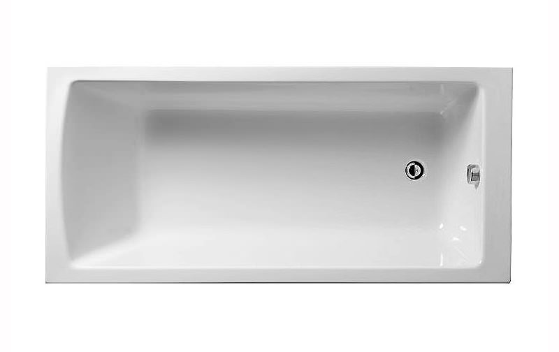 VitrA Neon Standard Single Ended Bath 170 X 75cm 52280001000