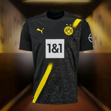 Novas camisas do Borussia Dortmund 2020-2021 PUMA » MDF