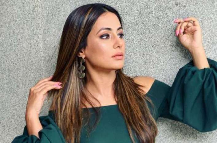 Hina Khan sends across Ramadan wishes to her fans via this ...