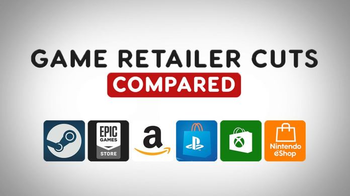 IGN reached out to nearly half a dozen sources within the games industry (as well as game retailers directly) to find out what cuts most major retailers take from the sale price of a game. Here's the breakdown for 15 of the biggest storefronts.<br><br><i>Note: these figures were initially reported in Fall of 2019.</i>