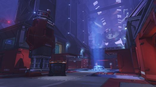 As a means to defend their country from the invading Omnics, Volskaya Industries developed the Svyatogor, a giant human-piloted mech.