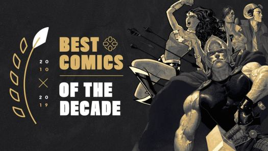 Click through to see our picks for the 100 best comics of the past decade. The lineup includes ongoing series, limited series and graphic novels, with the only qualifier being that they all had to debut in 2010 or later.