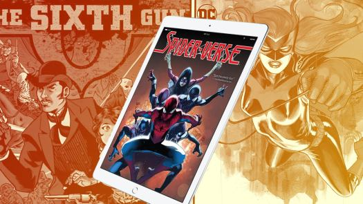 These are the 25 best bingeable comics available on the ComiXology Unlimited subscription service.