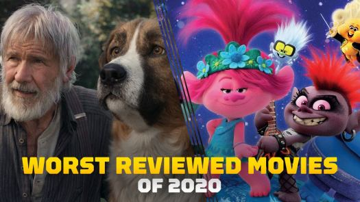 """IGN's worst-reviewed movies of 2020 (so far) is an unfortunate list, because nobody sets out to make a bad movie (as far as we know), but sometimes a project just doesn't come together. So let's have a look at the films released (both theatrically and streaming) so far this year that were scored the worst of the worst by IGN's critics.<br><br>  But first, a few notes: IGN rates its movies on a scale of 0-10. All the films cited in this article were or will be released (theatrically or streaming) between January 1st and May 1st. The """"worst reviewed"""" movies listed here all scored 5.0 or below. The IGN review scale labels any film scored 5.0 as """"mediocre,"""" 4.0 as """"bad,"""" 3.0 as """"awful"""" and 2.0 as """"painful."""""""