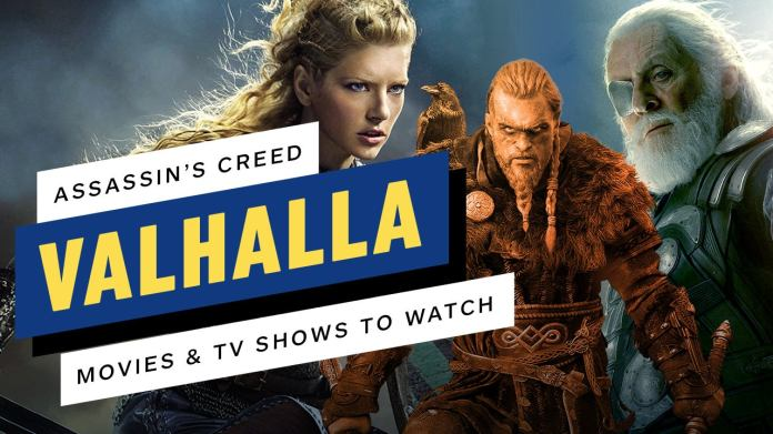 There are plenty of great Viking-themed movies and TV shows gamers should check out while awaiting the arrival of Assassin's Creed Valhalla later this year. These titles fit the period, style and tone of the Valhalla trailer (albeit with one Marvel-ous exception), so apologies to those bummed that How to Train Your Dragon didn't make the cut.