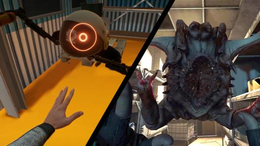 Although Half-Life: Alyx sets the bar for what VR games can be, there are still plenty of other fantastic VR titles available for you to dive into. Whether you want a well-acted story, intense gunplay, or a whiff of Valve's humour, here are six fantastic VR games to play after Half-Life: Alyx.