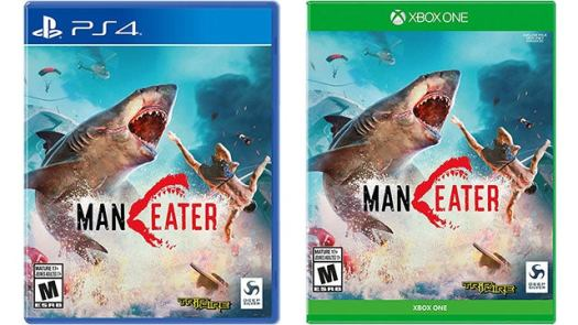 Maneater for PS4 or Xbox