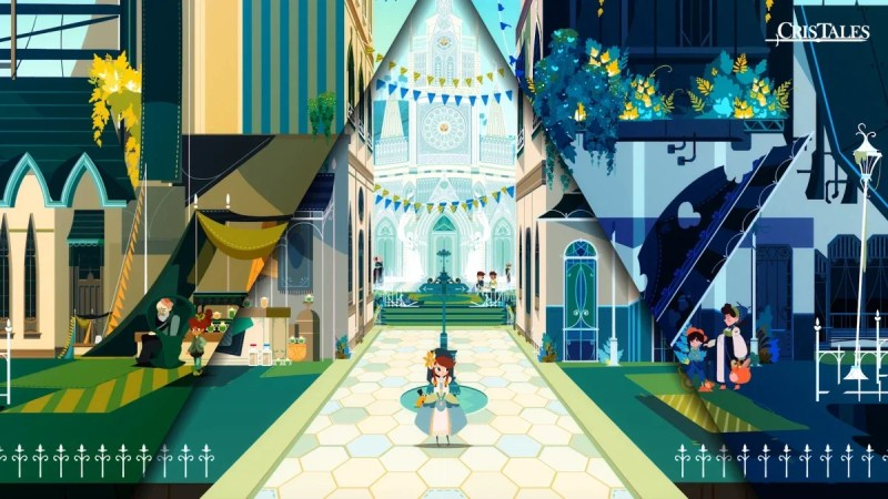 Cris Tales: A gorgeous, indie love letter to classic JRPGs with a new perspective. Peer into the past, act in the present, and watch as your choices dynamically change the future — all on one screen as you play!