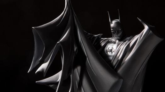 Click through for a closer look at DC Direct's Batman: Black & White by Todd McFarlane statue, the 100th entry in the long-running Black & White line.