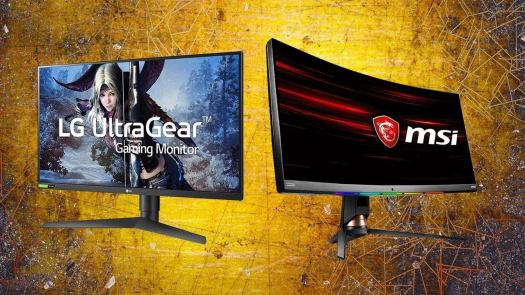 """Today there are almost too many options when looking for a <a href=""""https://www.ign.com/articles/the-best-gaming-monitors-2"""" target=""""_blank"""">gaming monitor</a>. Now you've got displays that offer high refresh rate, Nvidia G-Sync or AMD FreeSync, 4K resolution, and high-dynamic-range (HDR) as basic features. It's a lot to figure out, and that's without mentioning <a href=""""https://www.ign.com/articles/the-best-curved-gaming-monitor"""" target=""""_blank"""">curved gaming monitors</a> or ultrawide displays, but we here to help."""