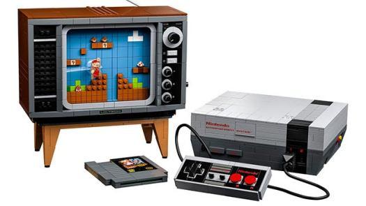 LEGO Nintendo Entertainment System 2,646-Piece Set