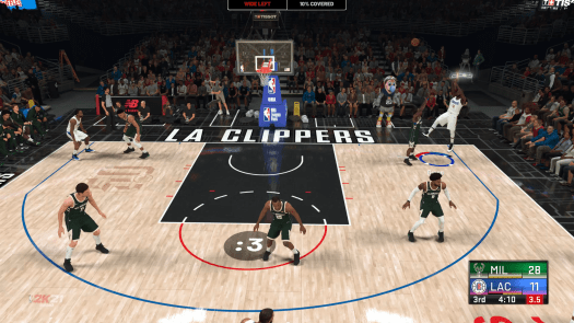 NBA 2K21 Review - IGN 2