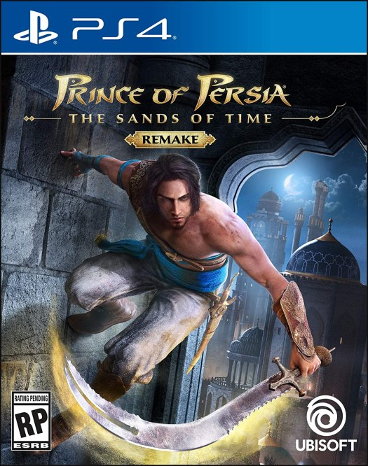 Prince of Persia: The Sands of Time Remake Preorder Guide