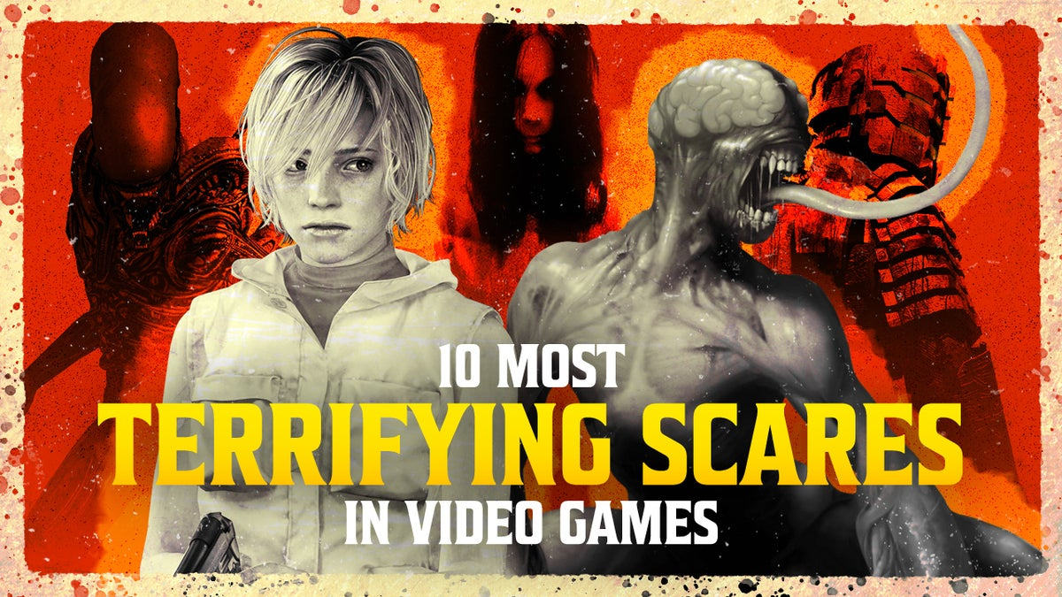 Video games have the unique ability to put you in the shoes of someone else, which also means they have the ability to scare the crap out of you like no other medium. From the escalating psychological torment Silent Hill 2 throws your way, to the good old fashioned heart-in-the-mouth scares dished out the original Resident Evil, there are a lot of genuinely terrifying moments in video games.<br>There are plenty to choose from, but we've whittled it down to ten of the best.<br><br>What scares made you shriek the loudest? Let us know in the comments!