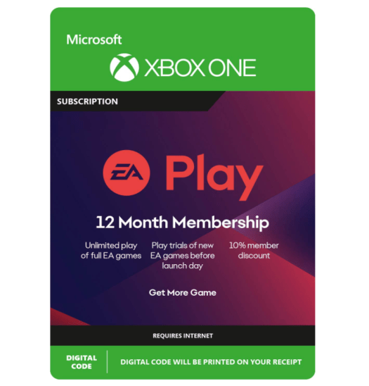 EA Play 12-Month