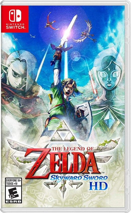 The Legend of Zelda: Skyward Sword HD Preorder Guide