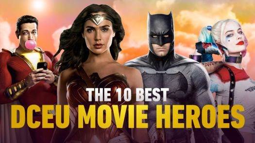 From the Caped Crusader to the Amazon Princess to the King of the Seven Seas, here are the 10 greatest heroes of the DCEU. Orphans, doctors, scientists, and spies, these are the champions you want on your side when duking it out with the dark forces of evil.<p>  Note: This is how we came up with this ranking: A group of IGN editorial staff voted for their favorite DCEU heroes. The results of that vote were then calculated to create this ranking. The criteria we considered when voting included character development, performance by the actor playing the role, overall contribution to the shared universe narrative of the DCEU, diversity, and, of course, the just plain cool factor of the character. And yes, we included the Justice League Snyder Cut while voting, even though those versions of the characters exist outside of the DCEU proper. They are still Ben Affleck's Batman, Gal Gadot's Wonder Woman, Henry Cavill's Superman, and so on, despite some differences, and as a result we found it impossible to separate The Snyder Cut from this process. It's a multiverse, baby!