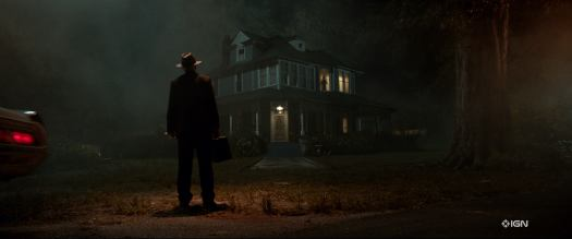 """A scene from New Line Cinema's horror film """"THE CONJURING: THE DEVIL MADE ME DO IT,"""" a Warner Bros. Pictures release."""