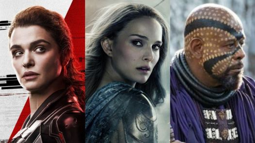 The MCU is full of award-winning actors, and it just keeps adding more to the fold. Click through to see all the Marvel stars who also happen to be Oscar winners. (Note that we're only focusing on the MCU movies, not the various TV spinoffs.)