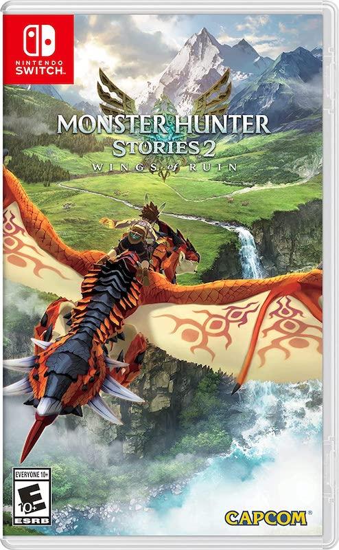 Monster Hunter Stories 2: Wings of Ruin Preorder Guide