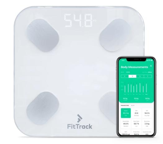 FitTrack Dara - Smart Body BMI Scale