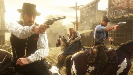 Take-Two Prepares to Double Slate of 'Immersive Core Releases' in the Next Three Years 2