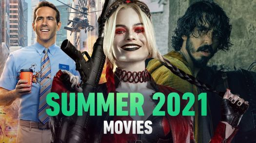 Summer movies are back! After the unfortunate theatrical wasteland 2020 needed to become for everyone's safety, loud, action-filled studio tentpoles have returned, giving us the long-delayed Black Widow, F9, Free Guy, In the Heights, Jungle Cruise, and more.<p>  Here's a quick look at all the big movies rolling out between Memorial Day and Labor Day 2021, both in theaters and on streaming platforms. Take note though that when it comes to Netflix we don't know their full slate this far in advance, so movies will crop up weeks from now due to the company's notoriously short hype window. And of course, all dates are subject to change!<p>  Here are all the movies we can't wait to catch this summer!