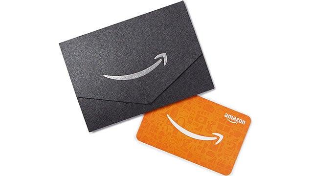 Buy a $40 Amazon Gift Card, Get $10 Free Amazon Credit