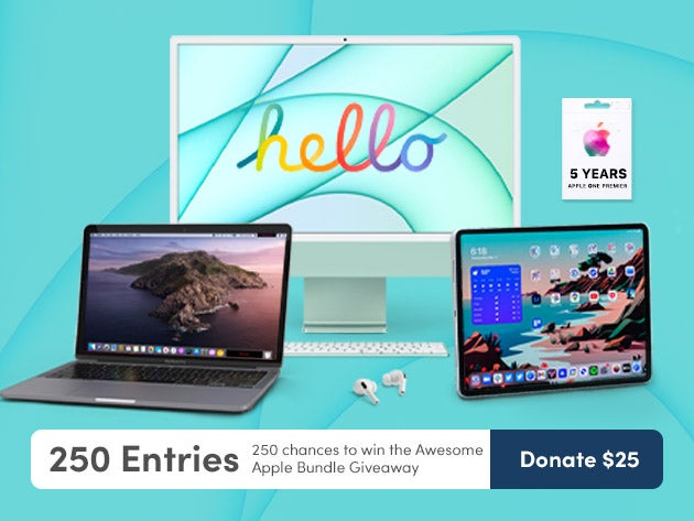 apple-giveaway-mf250-1623258500068 Win $5k Worth Of New Apple Tech With This Epic Charity Fundraiser | IGN