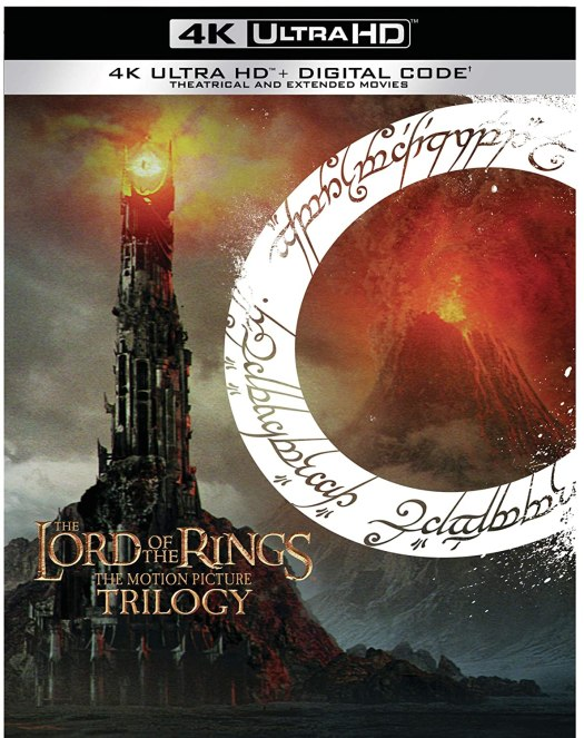 The Lord of the Rings: The Motion Picture Trilogy 4K UHD Boxed Set