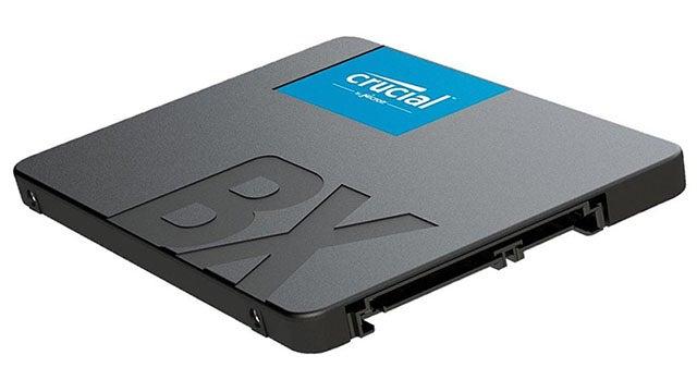 Crucial BX500 2TB Internal SATA SSD