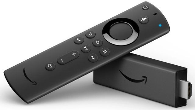 Fire TV Stick 4K with Alexa Voice Remote