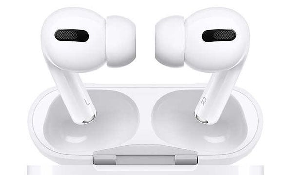 Apple AirPods Pro Truly Wireless Earbuds with Active Noise Cancellation