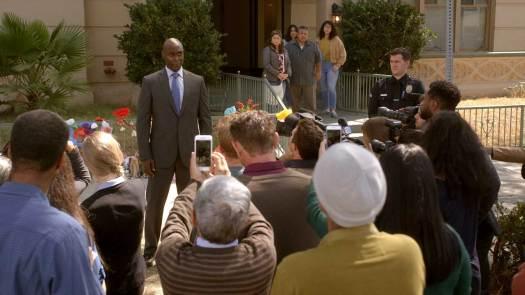 Lance Reddick as Chief Irvin Irving