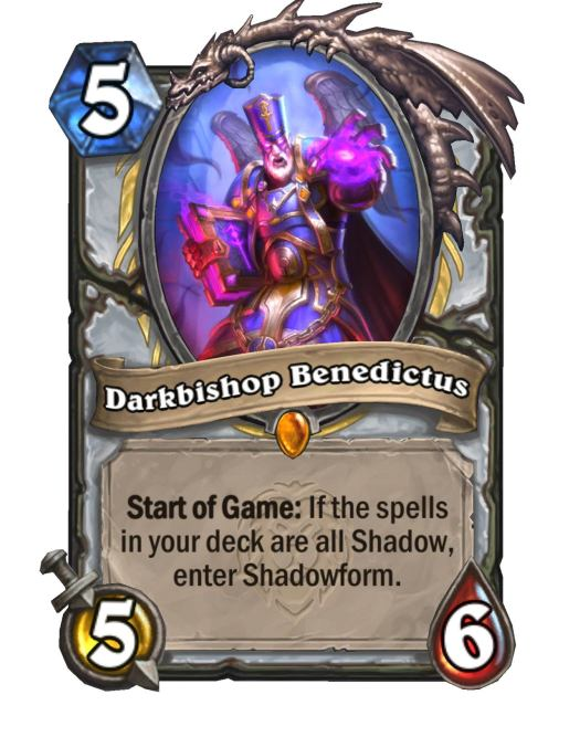 The initial batch of cards revealed for Hearthstone's United in Stormwind set.