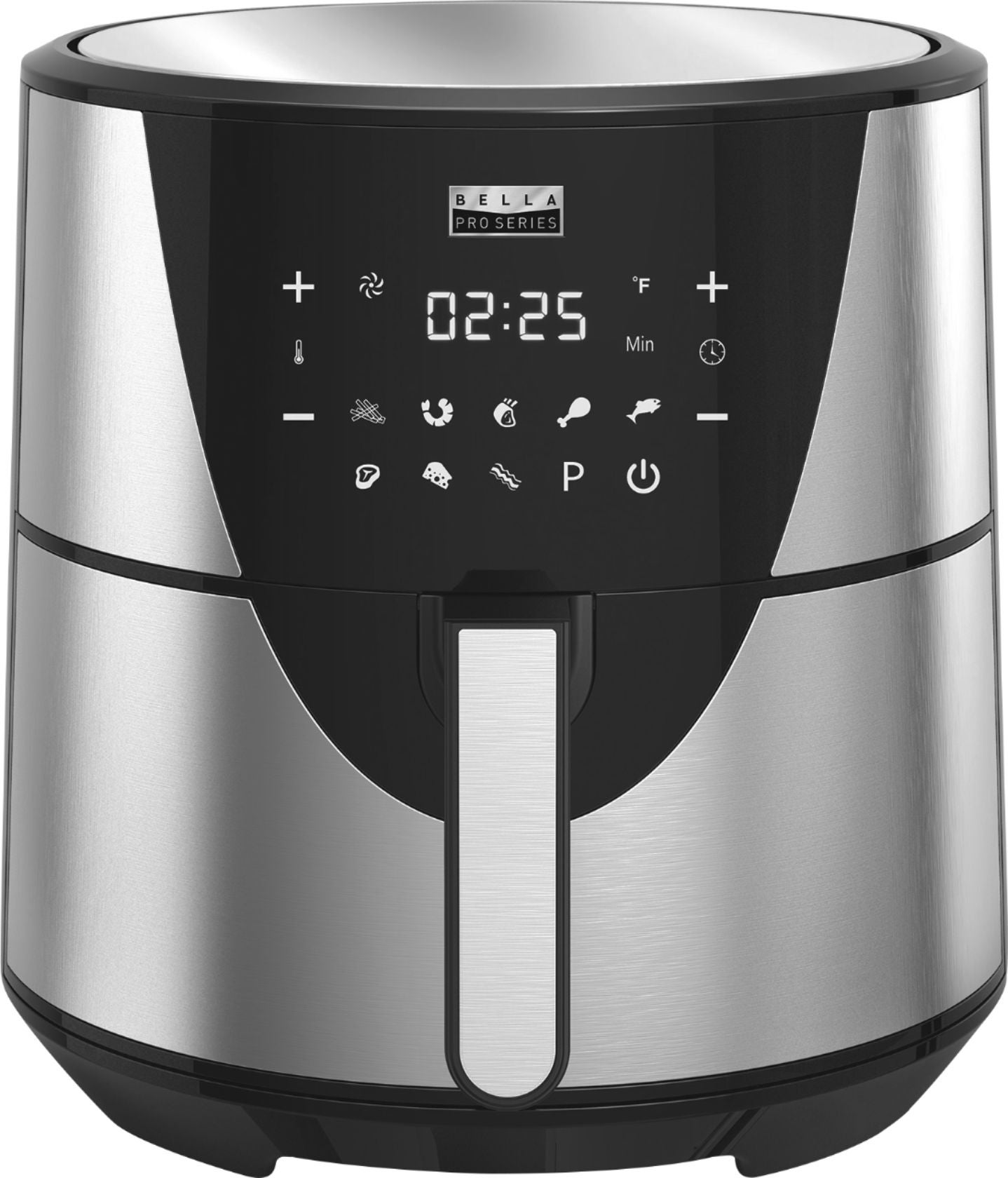 Bella Pro Series - 8-qt. Touchscreen Air Fryer