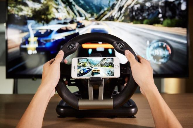 sale-297615-article-image-1626381940789 Take Your Racing Games To The Next Level With This Racing Wheel, Now Less Than $100 | IGN