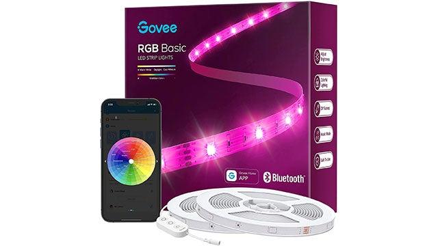 Govee 100ft (2x50ft) RGB LED Strip Lights