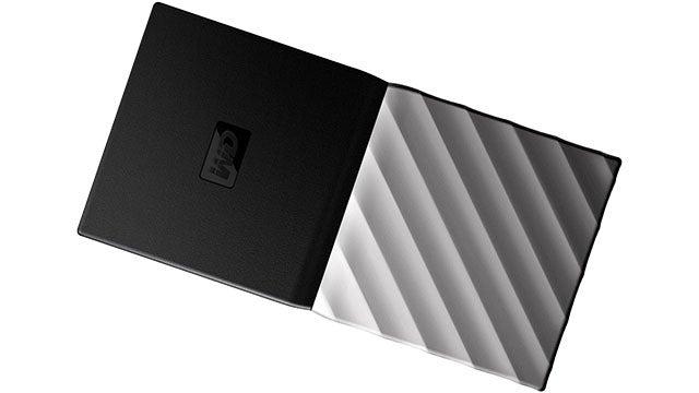 WD My Passport 512 GB USB 3.1 Gen 2 SSD Portable SSD