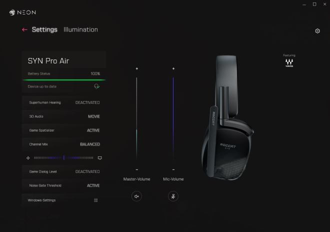 roccat-syn-pro-air-wireless-gaming-headset-software-1-1626812134401 Roccat Syn Pro Air Review   IGN
