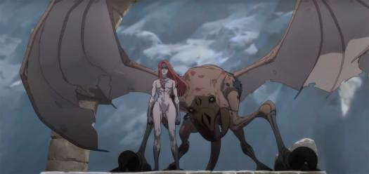 The Witcher: Nightmare of the Wolf Anime Trailer Breakdown 8