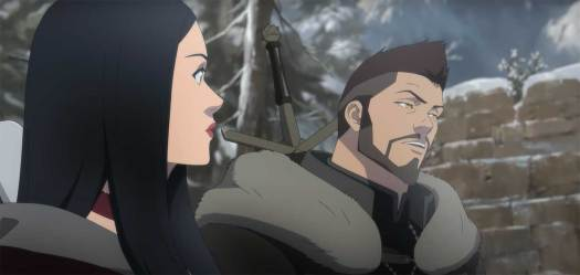 The Witcher: Nightmare of the Wolf Anime Trailer Breakdown 5