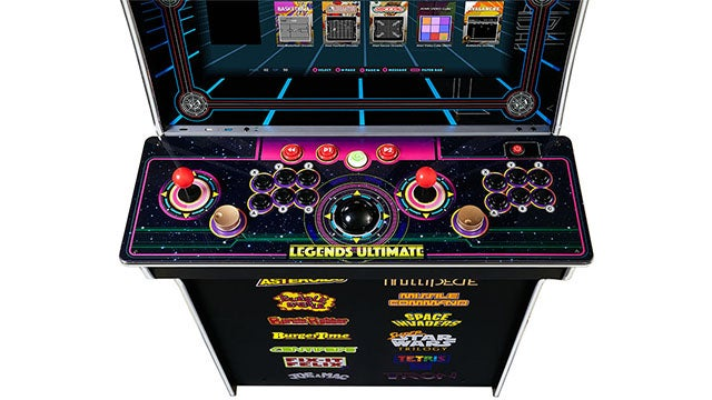 AtGames Legends Ultimate Full Size Home Arcade Cabinet
