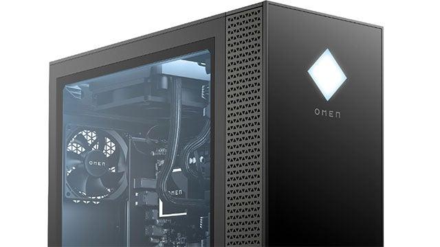 HP OMEN AMD Ryzen 5 5600X RTX 3080 PC with 8GB RAM, 256GB SSD