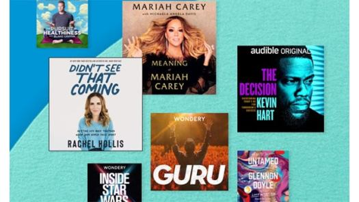 Free 3 Months of Audible Premium Plus for Amazon Prime Student Members