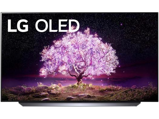 G OLED65C1PUB 4K Smart OLED TV w/ AI ThinQ (2021)